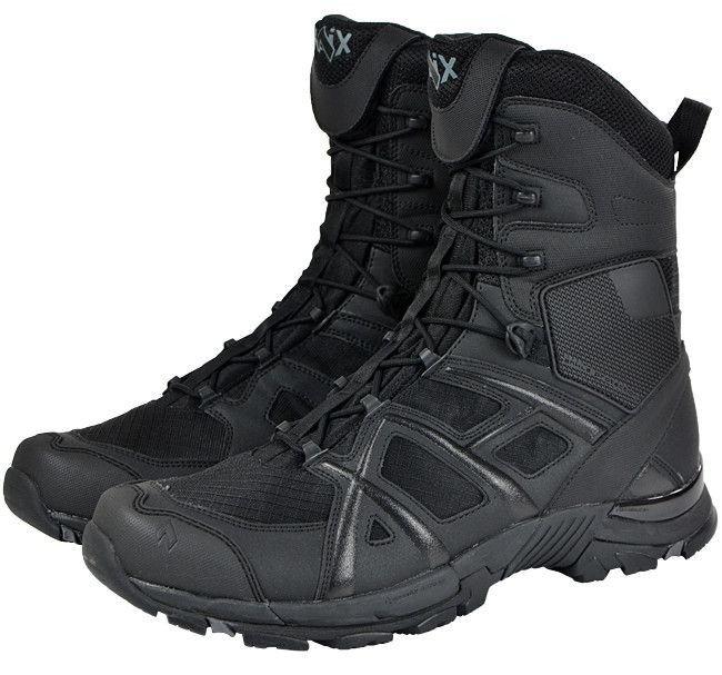 HAIX Black Eagle High With Zipper Boots