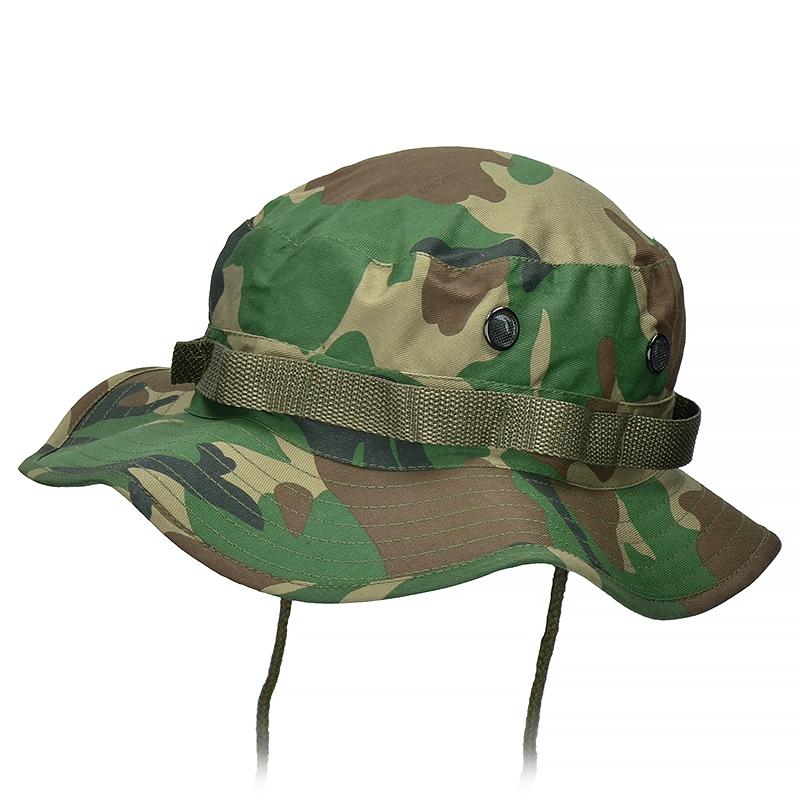 Mil-Tec Army Boonie BUSH HAT Military Sport Safari Jungle Olive OD Green