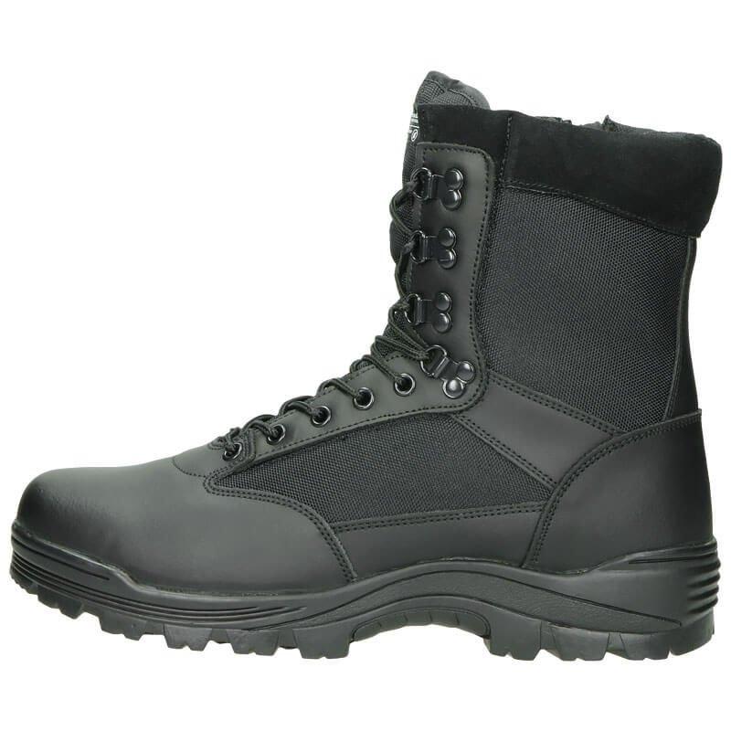 f03de3547eb Mil-Tec Tactical Boots Black