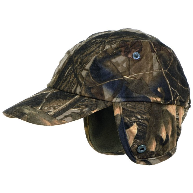 b83a4c4fd8a Mil Tec Hunting Hat With Ear Flaps Foresto Milworld. Loading Zoom. Big Bill  Ouflage ...