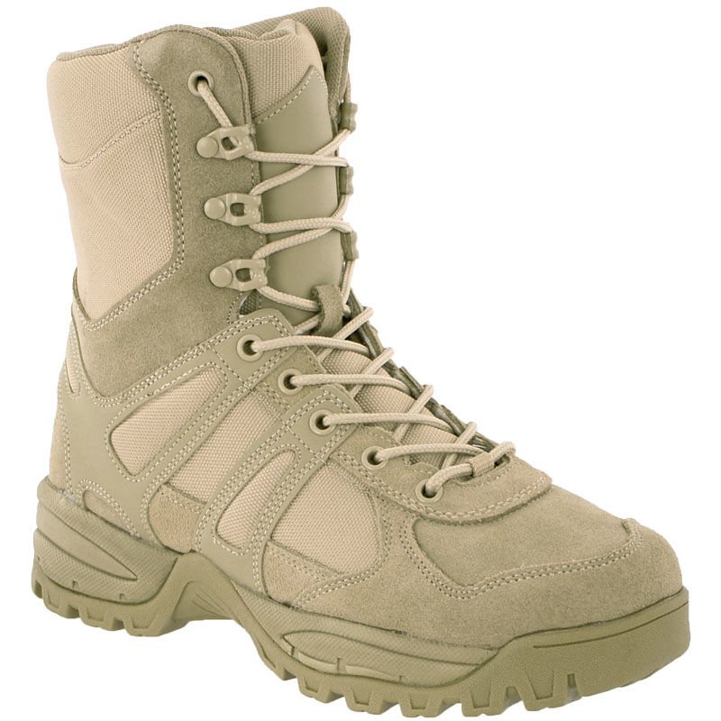 MIL-TEC BLACK MA1 MILITARY TACTICAL COMBAT ARMY AIRSOFT SECURITY HIKING BOOTS