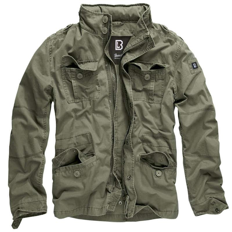 Herren Jacke Parka Feldjacke Vintage Army Outdoor Fieldjacket M65 übergangsjacke