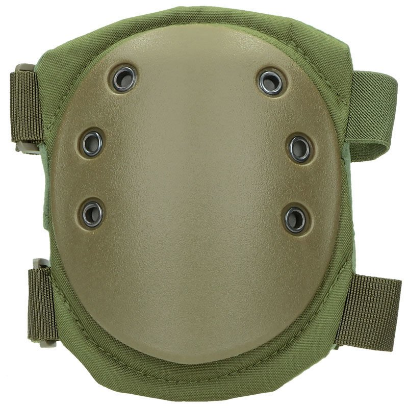 Texar Tactical Knee Pads Protective Gear Combat Safety Military Olive