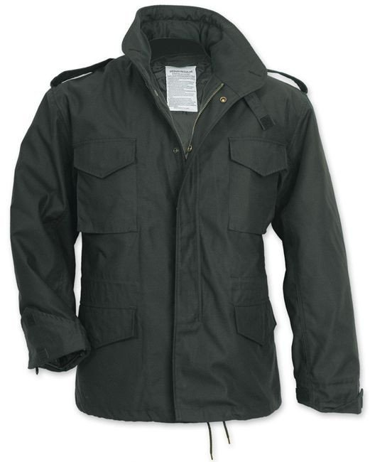 Surplus Jacket M65 Classic 2in1 US Army Black  cf8096b2c3e