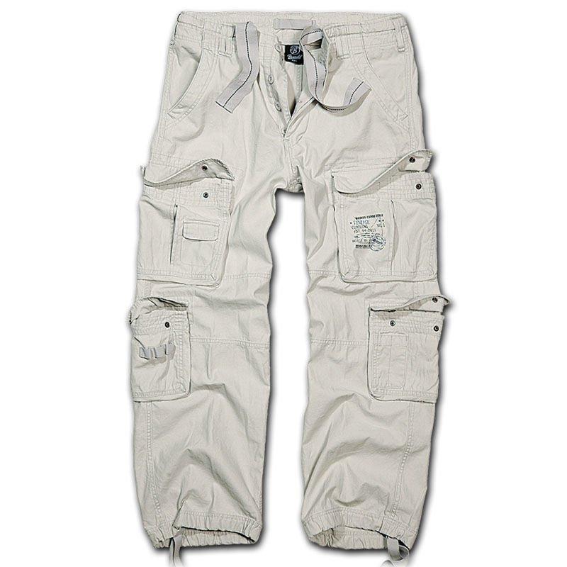 Abbigliamento tecnico e protettivo Pantalón de Carga Brandit Pure Vintage