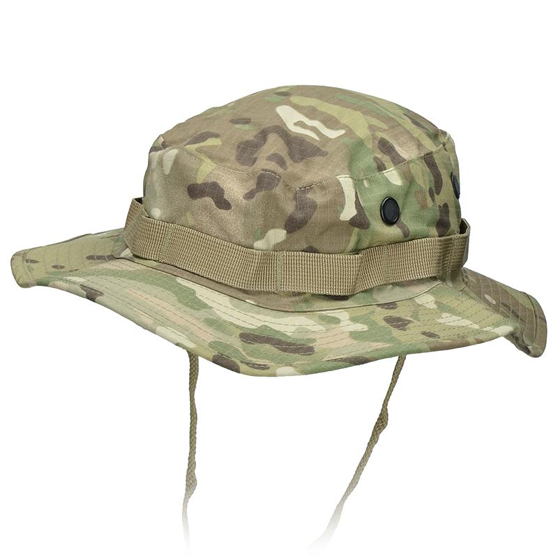 7fb79d0e1a3 Mil-Tec Boonie Hat Rip-Stop Multitarn