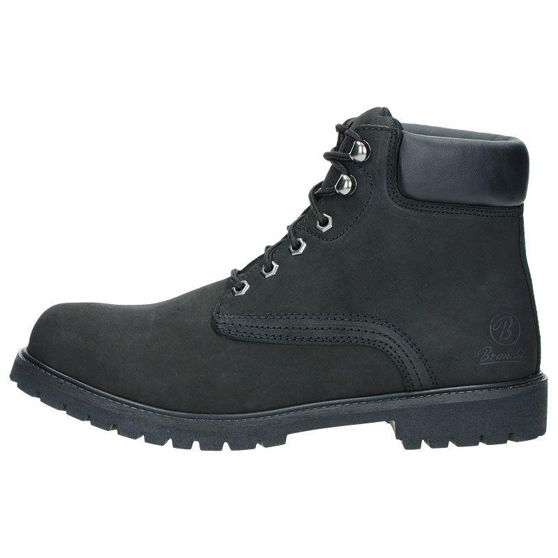Brandit Kenyon Trekking Boots Black  090130e59b