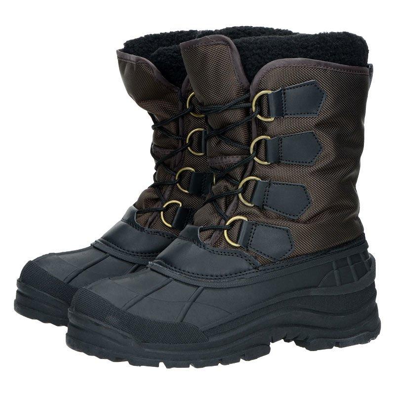 ORIGINAL Boots Stiefel Brandit Highland Weather Extreme schwarz Filzfütterung
