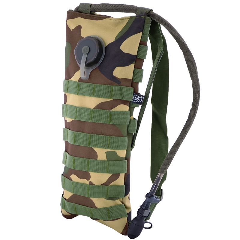 Modular Drinking Backpack Hydration Bag Hydration Pack Hydration SYSTEM MOLLE 2,5 L