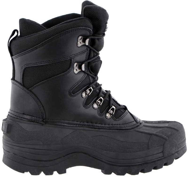53a41e198 Details about Thermal Boots Mil-tec Waterproof Extreme Snow Cold Weather  Winter Army Black