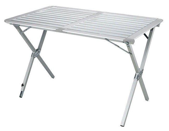 Details About Camping Folding Table Highlander Tourist Picnic Portable Party Garden Large