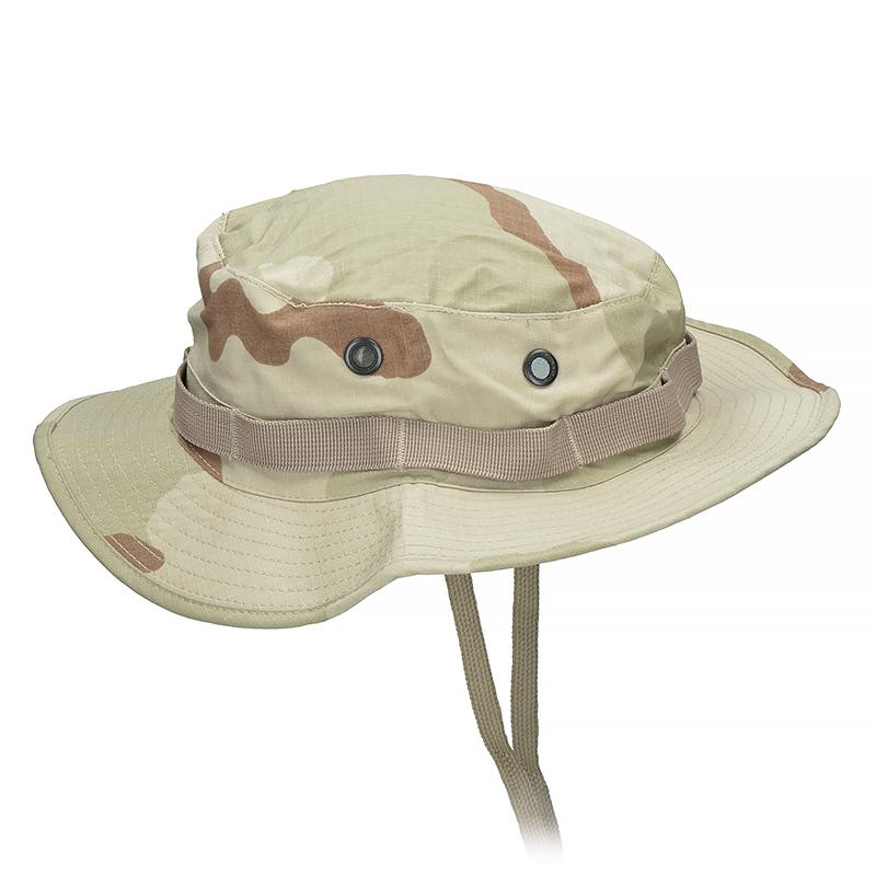 cd1b30d21b9 ... Mil-Tec Boonie Hat Rip-Stop Desert 3-color ...