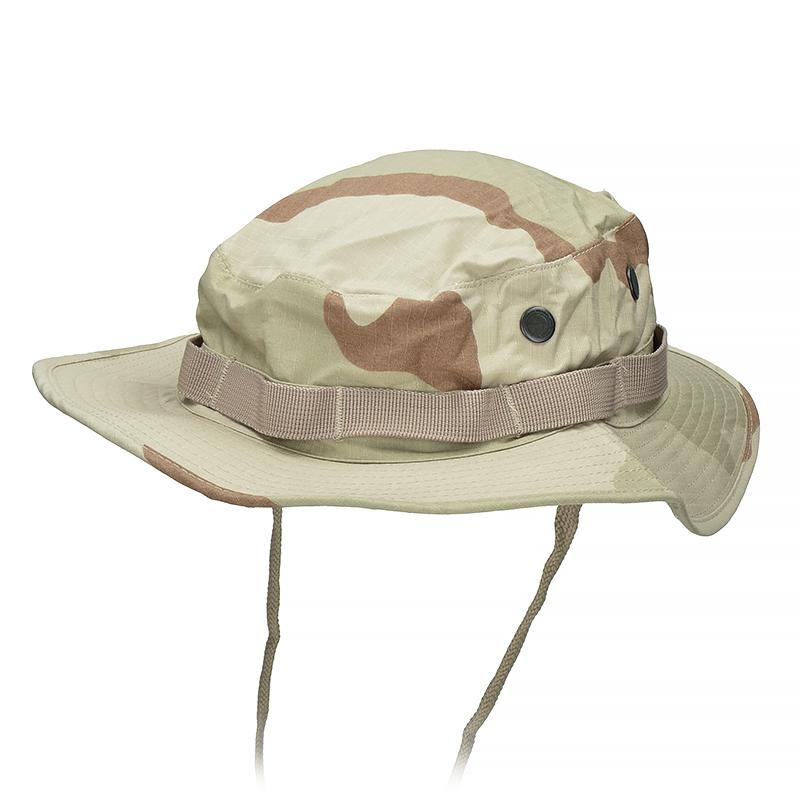 b1154f897ac Mil-Tec Boonie Hat Rip-Stop Desert 3-color