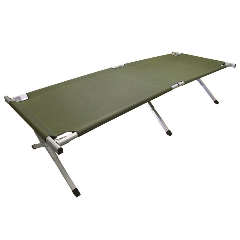 Highlander łóżko Polowe Camp Bed Olive