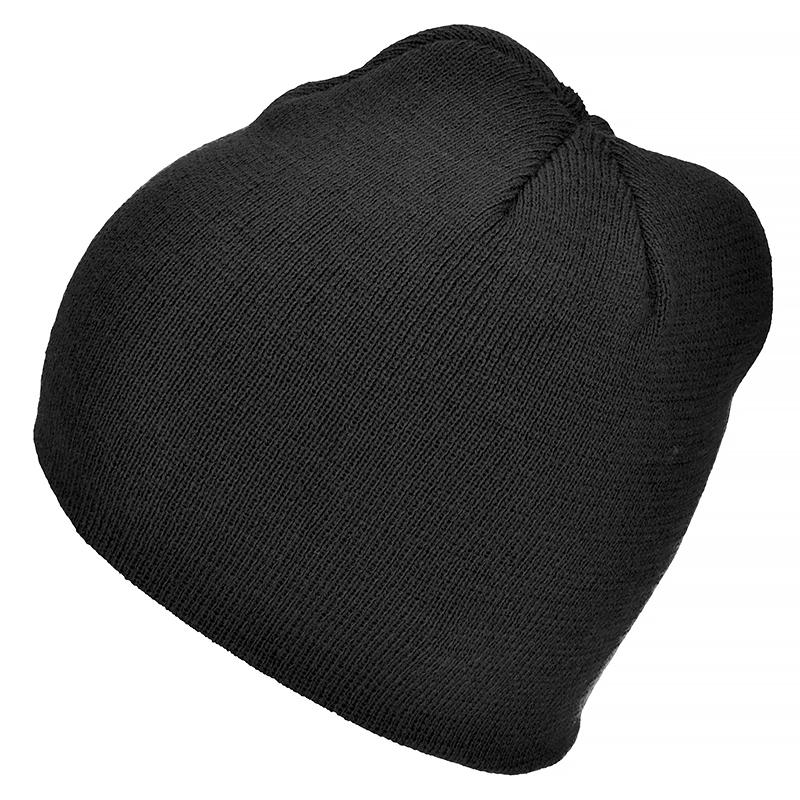 15dc7deac20 Mil-Tec Winter Warm Beanie Watch Cap ONE SIZE Black 4046872149955