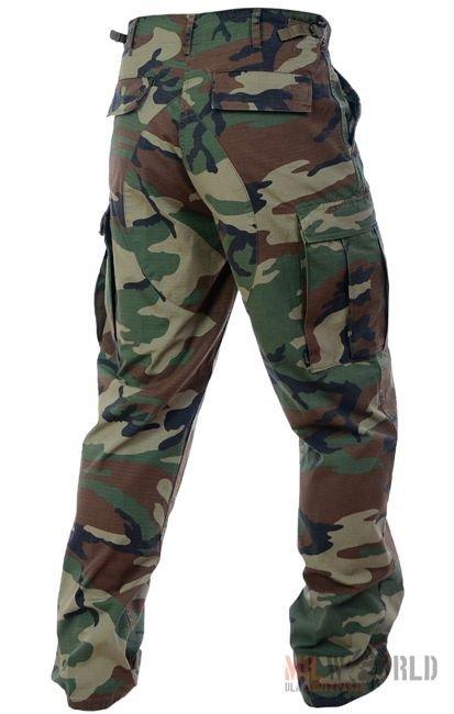 Mil-Tec Homme Ripstop Vintage BDU US Armée Pantalon Militaire Urban Camo S XXL