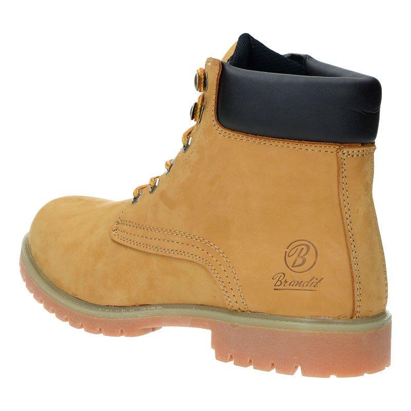 ... Brandit Kenyon Trekking Boots Camel ... 27c48301f0