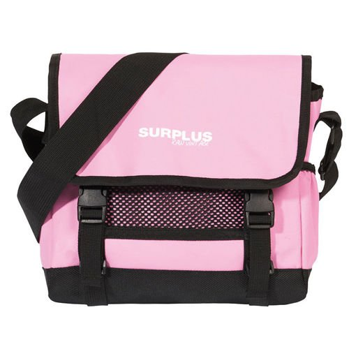 Surplus Messenger Bag Pink