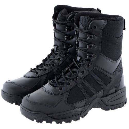 Mil-Tec Tactical Boots Combat II Generation Black