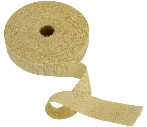 Surplus Jute Masking Tape Khaki [50m roll]