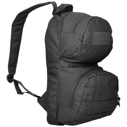 Highlander Scout Pack 12L Black