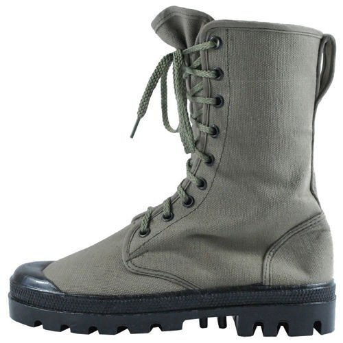 Mil-Tec High Trainers Boots Olive