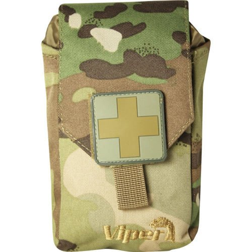 Viper MOLLE First Aid Kit MultiCam