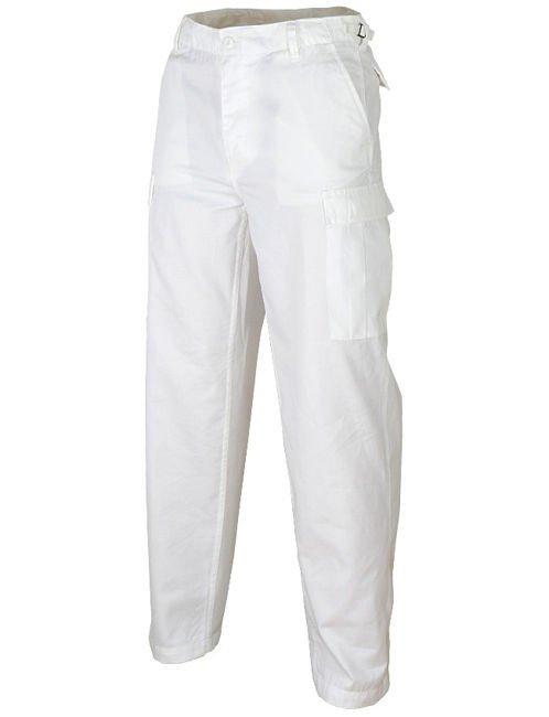 179400718fdf0c Mil-Tec BDU Ranger Pants White | Milworld