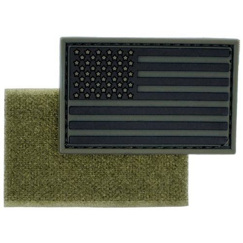 Condor USA 3D Flag Patch Olive
