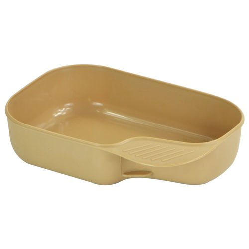 Renajs AB Foldable Travel Dishes  2 parts Khaki
