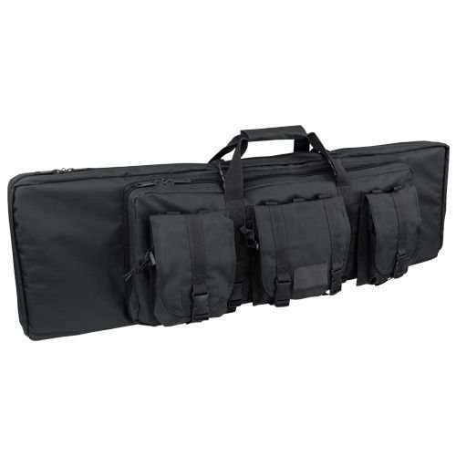 "Condor Gun Case Double Rifle Case 42"" Black"