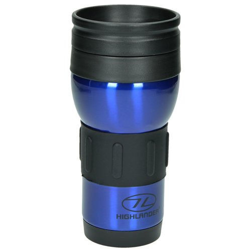 Highlander Thermal Mug Blue