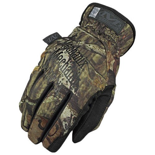 Mechanix Wear Gloves Fast Fit Mossy Oak