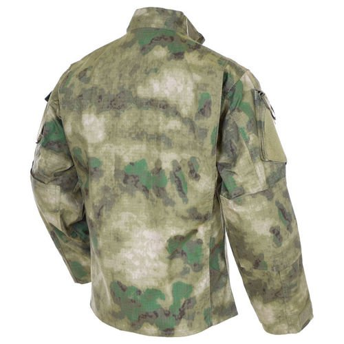Max Fuchs ACU Ripstop US Filed Jacket HDT Camo Green