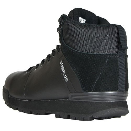 Surplus Tactical Boots New Security Black