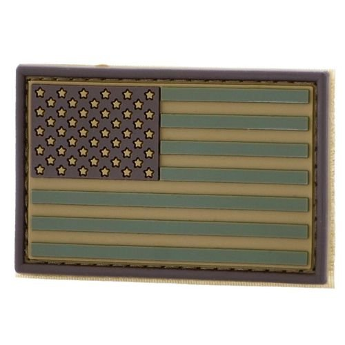 Condor USA 3D Flag Patch MultiCam