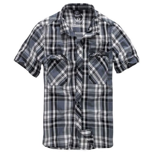 Brandit Short Sleeve Roadstar Shirt 1/2 Graphite