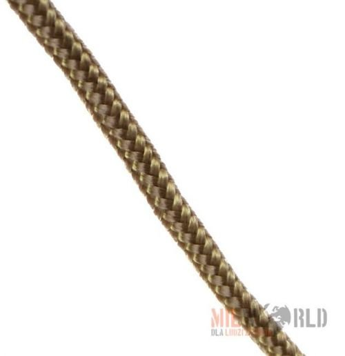 Mil-Tec Universal Rope Commando 5mm Coyote [by the meter]
