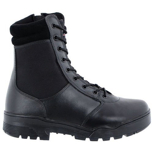 Teesar Tactical Boots with Thinsulate Black