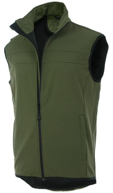 Highlander Sleeveless Gilet Softshell Oliv