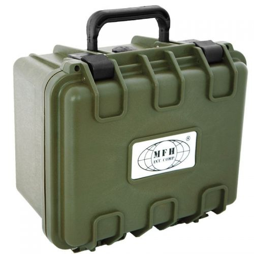 MFH Waterproof Transport Box Olive