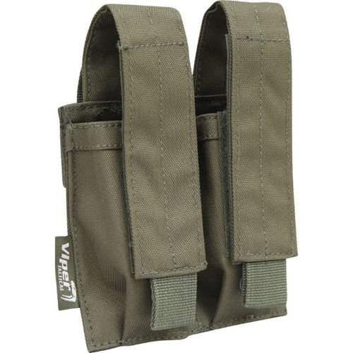 Viper M22 Pistol Mag Pouch Olive