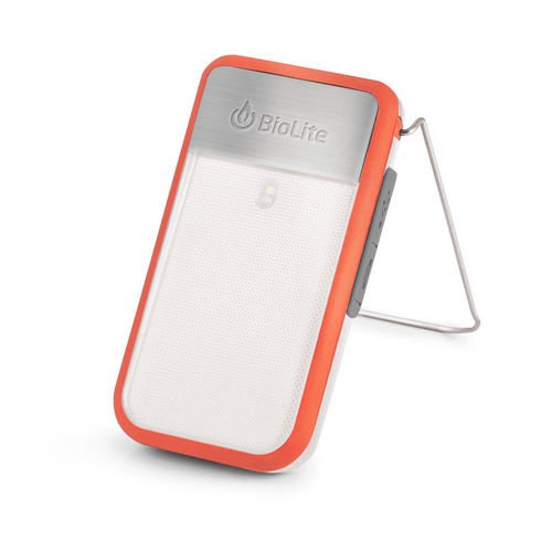BioLite Lampka Powerbank PowerLight Mini Czerwona