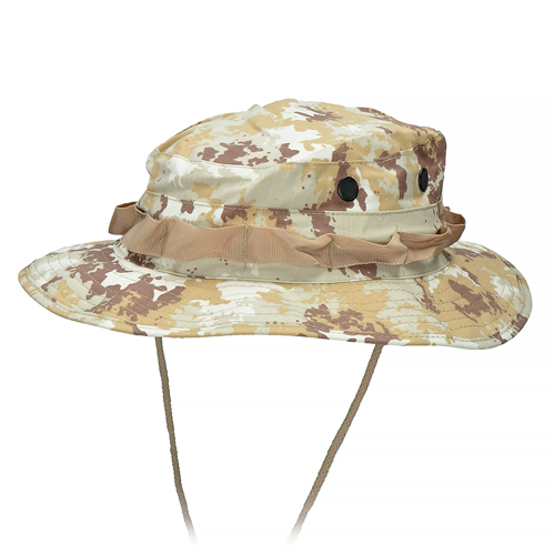 MFH US GI Ripstop Bush Hat Vegetato Desert