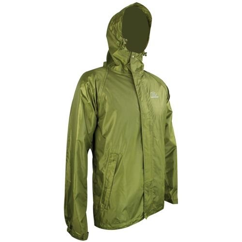 Highlander Rain Jacket AB-TEX Oliv