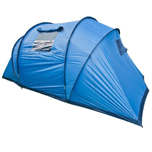 Highlander 4-person Tent Cypress Blue