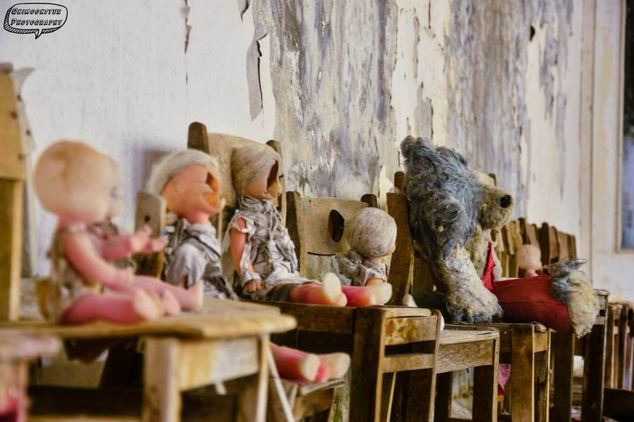 Kindergarten in Pripyat
