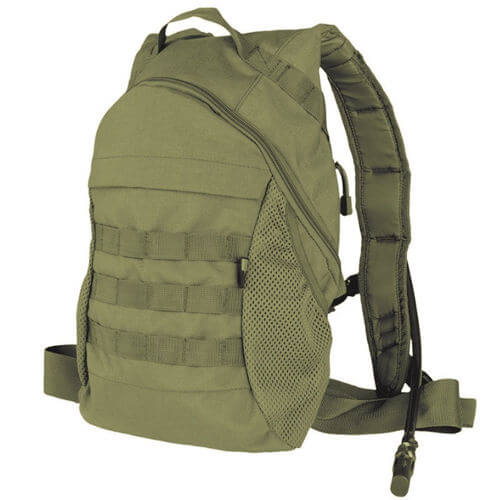 Backpack with hydration contribution Mil-Tec