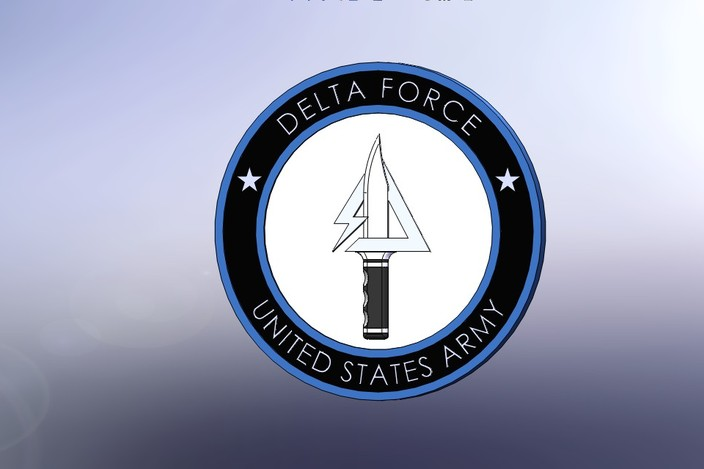 Delta Force - logo