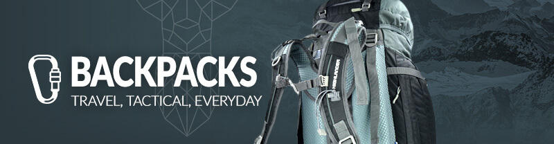 Travel and Tactical Backpacks
